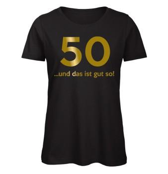 b65c00e0501b6b T-Shirts zum 50. Geburtstag - Männer