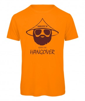Endlich 18 Ready for Hangover Neonorange