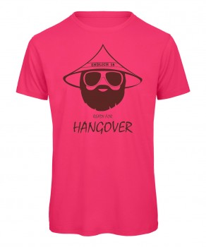 Endlich 18 Ready for Hangover Neonpink