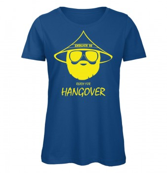 Ready for Hangover 50 Royalblau