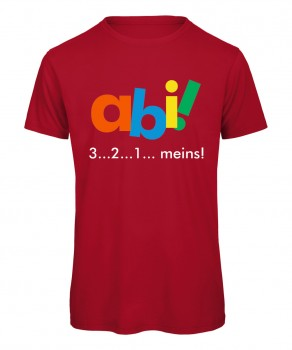 3-2-1 meins - ABI Rot