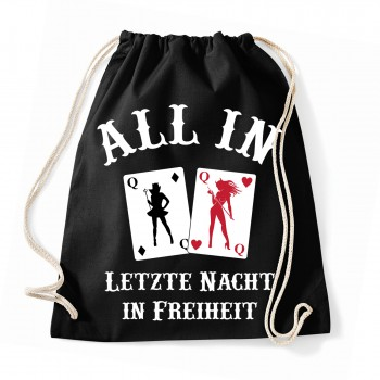 All In -JGA- Rucksack