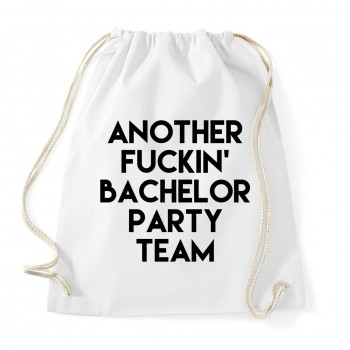 Another Fuckin Bachelor Party Team - JGA Rucksack