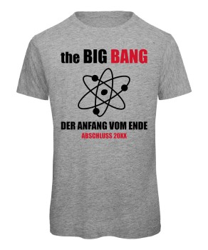Big Bang Abschluss T-Shirts