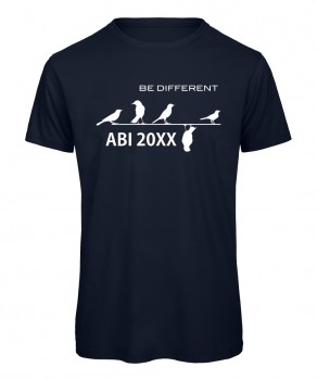 Be Different ABI Marineblau