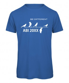 Be Different ABI Royalblau