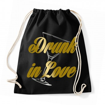 Drunk in Love - JGA Rucksack Black