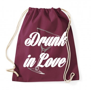 Drunk in Love - JGA Rucksack  Burgundy