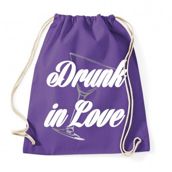 Drunk in Love - JGA Rucksack Purple