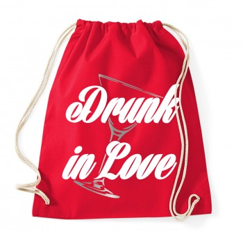 Drunk in Love - JGA Rucksack  Red