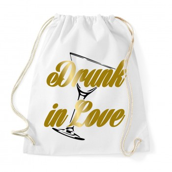 Drunk in Love - JGA Rucksack  White