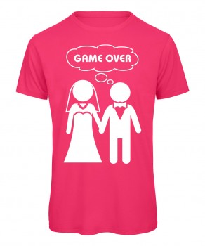 Game Over JGA T-Shirt Neonpink