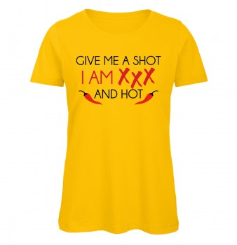 Give Me A Shot I Am XXX And Hot Gelb