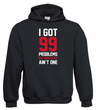 I Got 99 Problems Schwarz