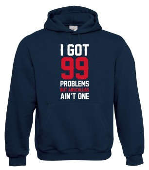 I Got 99 Problems Marineblau