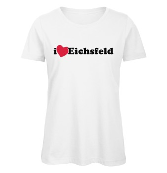 I love Eichsfeld Herz 3  Women