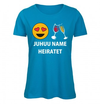 Juhuu sie heiratet Azur