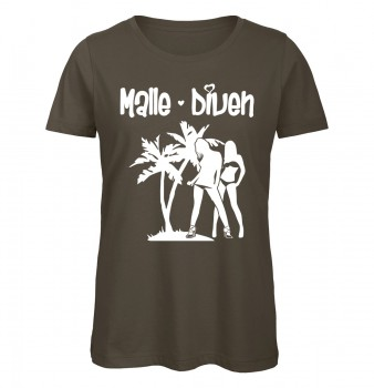 Malle Diven T-Shirt Olive