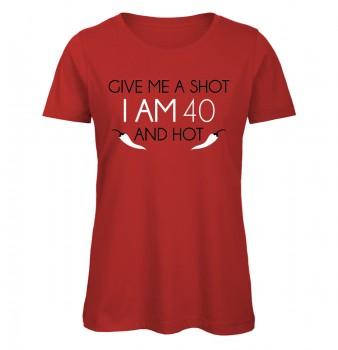 Give Me A Shot I am 40 and hot Rot