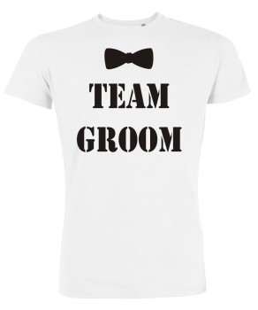 Groom Team Fliege JGA T-Shirts