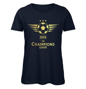 The Champions Leave Abschluss T-Shirt Mädels