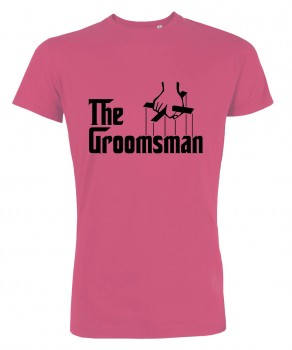 The Groomsman Bachelor Party Pink