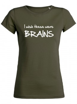 I wish these were brains  Olive