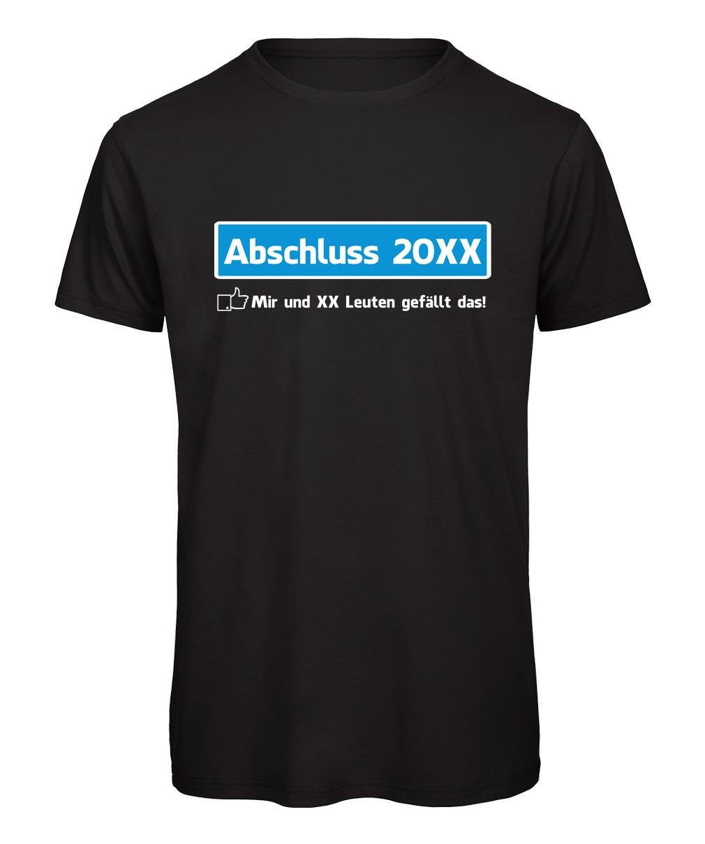Schulabschluss T-Shirts