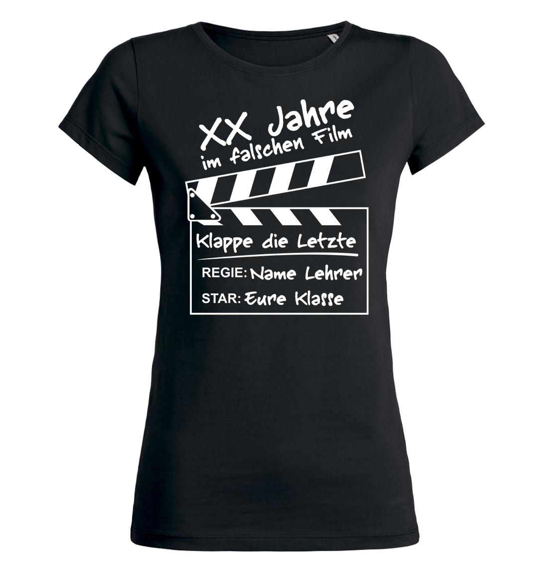 Klappe die Letzte - Abschluss T-Shirt für Mädchen