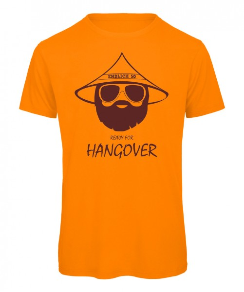 Ready for Hangover 50 Neonorange