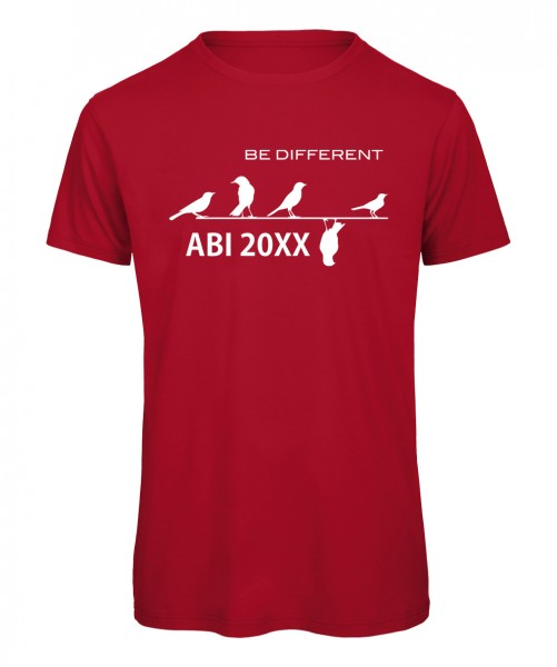 Be Different ABI Rot