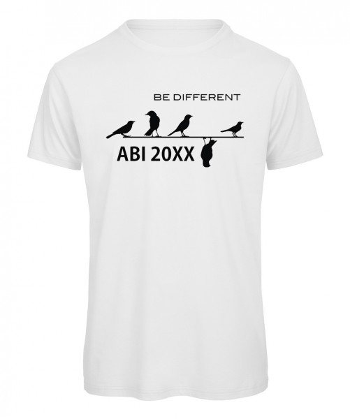 Be Different ABI Weiß