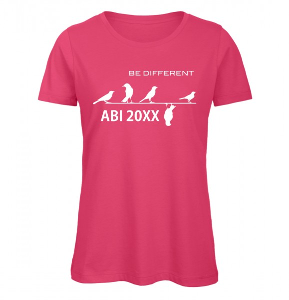 Be Different ABI Pink