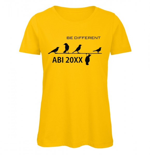 Be Different ABI Gelb