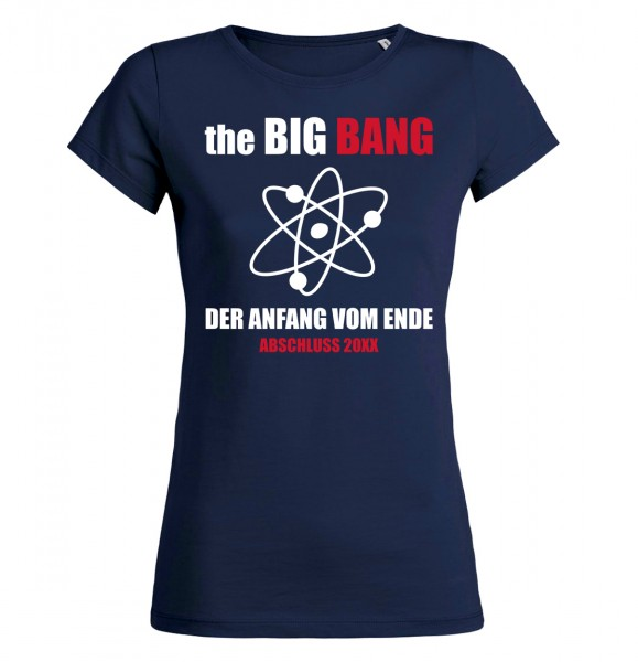 Big Bang Marineblau