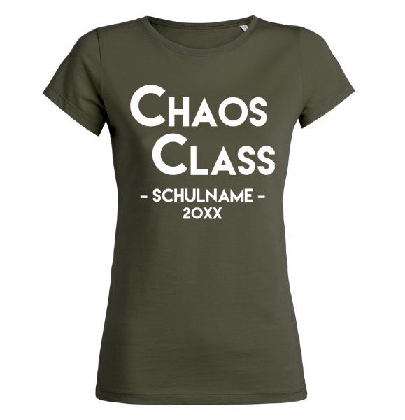 Chaos Class Olive