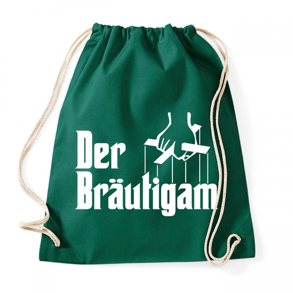 Der Bräutigam Marionette - Der Pate  Bottle Green