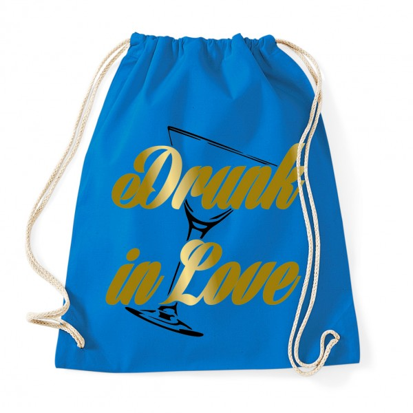 Drunk in Love - JGA Rucksack  Royal