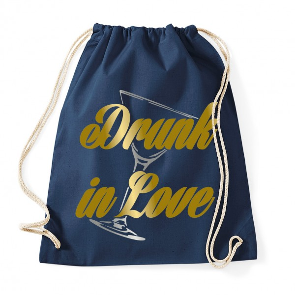 Drunk in Love - JGA Rucksack  Navy