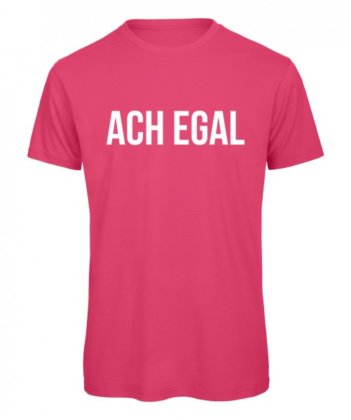 Ach egal - Men T-Shirt Pink