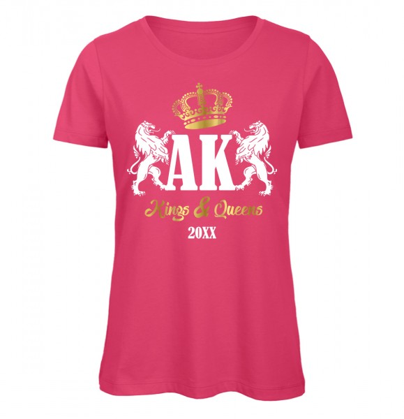 Kings And Queens Pink