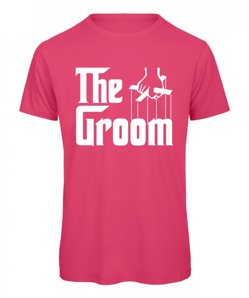 The Groom Marionette Pink